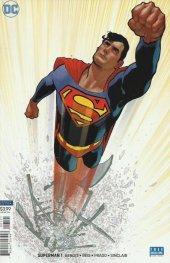 Superman #1 Adam Hughes Variant