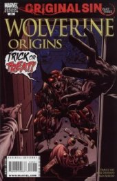 Wolverine: Origins #29 Zombie Variant