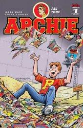 Archie #1 Rich Koslowski Variant