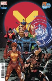 X-Men #1 NYCC Variant