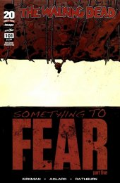 The Walking Dead #101 2nd Printing