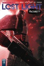 Transformers: Lost Light #12 Cover RI
