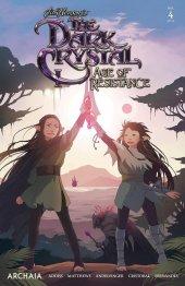 Jim Henson's Dark Crystal: Age of Resistance #4
