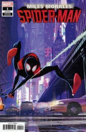 Miles Morales: Spider-Man #1 Animation Variant