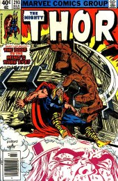 The Mighty Thor #293 Newsstand Edition