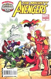 The Mighty Avengers #30 Super Hero Squad Variant