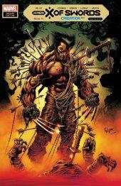 X of Swords: Creation #1 Kyle Hotz Variant A