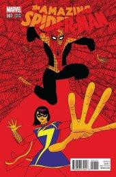 The Amazing Spider-Man #7 Pulido Variant