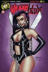 Vampblade: Season 3 #2 Cover C Mckay