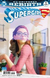 supergirl #14 variant edition