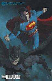 Batman / Superman #10 Card Stock Variant Edition