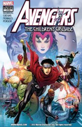 Avengers: The Children's Crusade #1