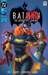 Batman: The Adventures Continue #1 Warren Louw Variant A