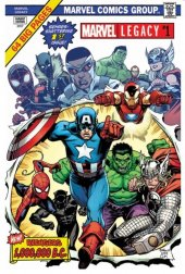 Marvel Legacy #1 McGuinness Convention Exclusive