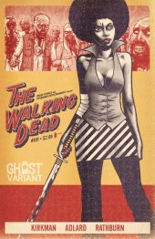 The Walking Dead #101 Ghost Variant