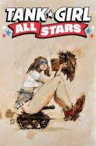 Tank Girl: All Stars #1 Cover B Wood