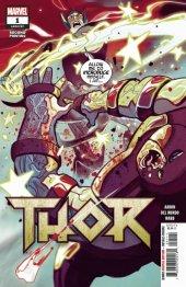 Thor #1 2nd Printing Ward Variant