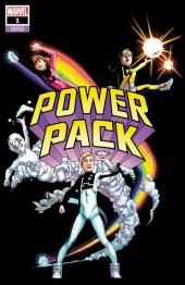 Power Pack #1 1:100 Brigman Hidden Gem Variant