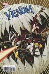 Venom #162 Dave Johnson Poison-X 1:50 Variant