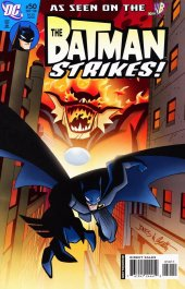 The Batman Strikes! (2004 - 2008) from DC Comics