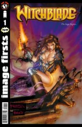 Witchblade #1 Image Firsts Edition
