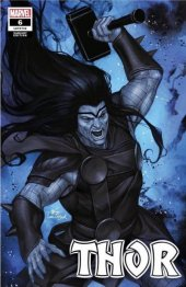 Thor #6 InHyuk Lee Variant A