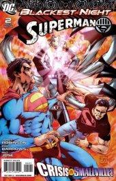 Blackest Night: Superman #2 Variant Edition