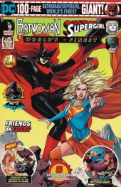Batwoman & Supergirl - World