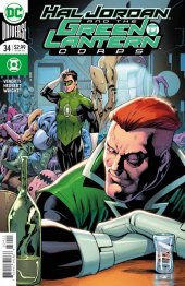 Hal Jordan and the Green Lantern Corps #34 Variant Edition