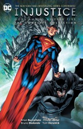 injustice: gods among us - year five: the complete collection tp