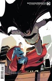Batman / Superman #12 Variant Cover