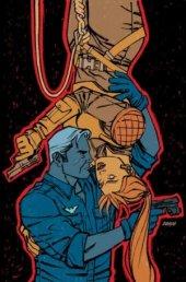 G.I. Joe #6 Johnson Virgin Variant