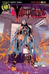 Vampblade #1 Goo Incentive Variant