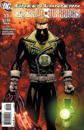 Green Lantern: Emerald Warriors #11 Variant Edition