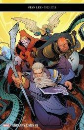 Uncanny X-Men #6 Original Cover