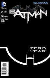 Batman #21 Variant Edition