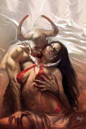 Vengeance of Vampirella #8 Parrillo Ltd Virgin Cover