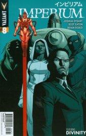 Imperium #8 Cover C Henry