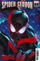 Spider-Geddon #1 McKone Miles Morales Spider-Man Variant