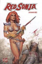 Red Sonja #13 Cover B Linsner