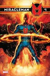 Miracleman #1 John Cassaday Variant