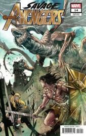 Savage Avengers #14 Checchetto Variant
