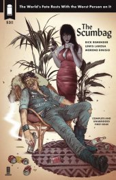 The Scumbag #1 10 COPY LOTAY