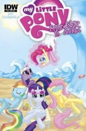My Little Pony: Friendship Is Magic #30 Subscription Variant