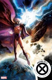 House of X #6 1:10 Mike Huddleston Variant