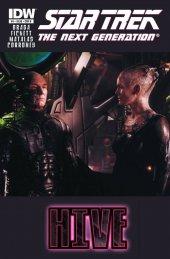 Star Trek: The Next Generation - Hive #4 Cover B