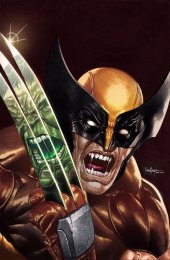 Wolverine #1 Mico Suayan Variant A