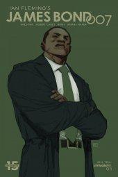 James Bond 007 #11 Cover B Pham