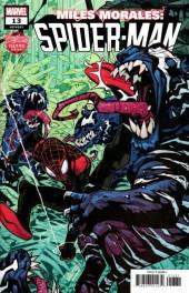 Miles Morales: Spider-Man #13 Venom Island Variant