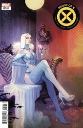 House of X #3 1:10 Incentive Mike Huddleston Variant